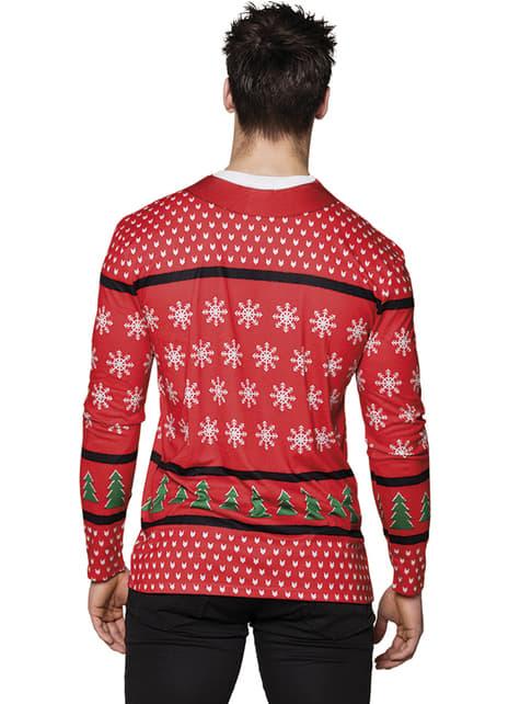 Koszulka świąteczna Merry F*cking Christmas męska