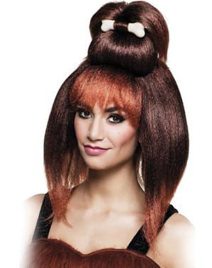 Брюнетка перука за жени