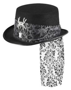 Dámský pavoučí klobouk Dámský pavoučí klobouk 245a549c4d