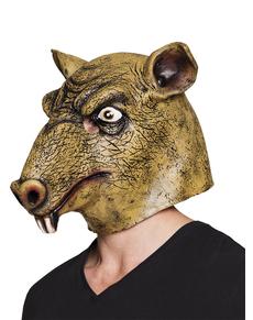 Máscara de rata para adulto
