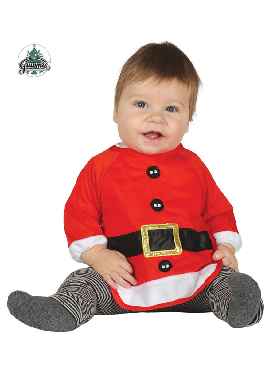 Santa claus baby bib the coolest funidelia