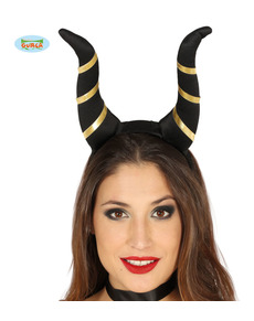 Evil queen headpiece for women