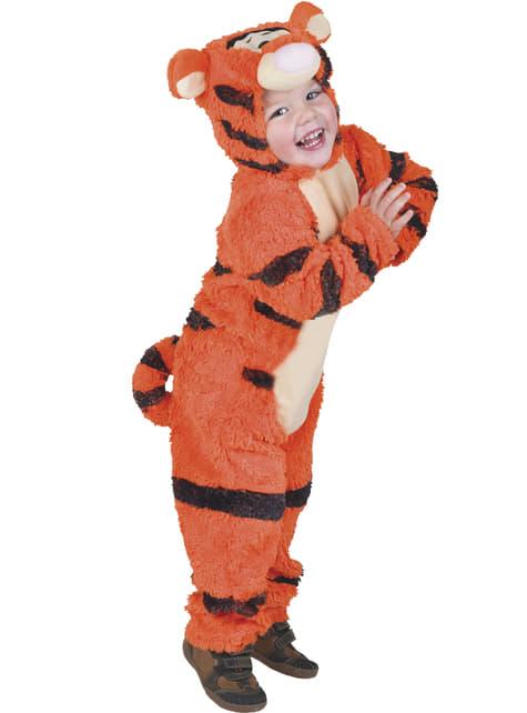 Disfraz de Tigger Winnie the Pooh infantil