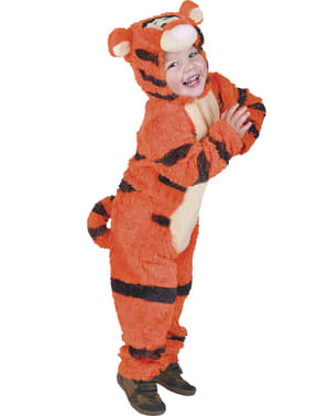 Fato de Tigger Winnie the Pooh infantil