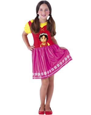 Costum Heidi pentru fată