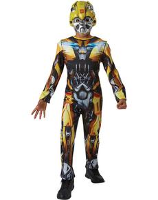 Disfraz de Bumblebee Transformers 5 El último caballero para niño