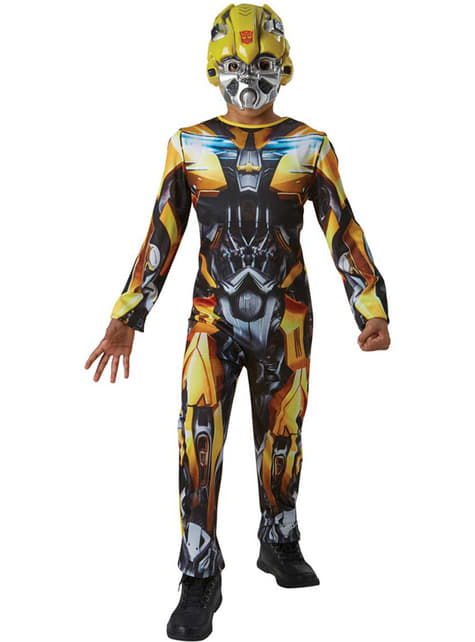Chlapecký kostým Bumblebee Transformers: The Last Knight
