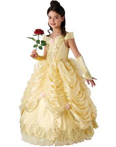 Costume da Bella il film prestige per bambina