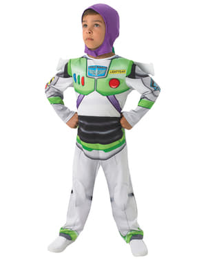 Toy Story Classic Buzz Lightyear kostume til drenge