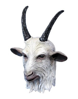 Suicide Squad Goat Latex Mask for adults