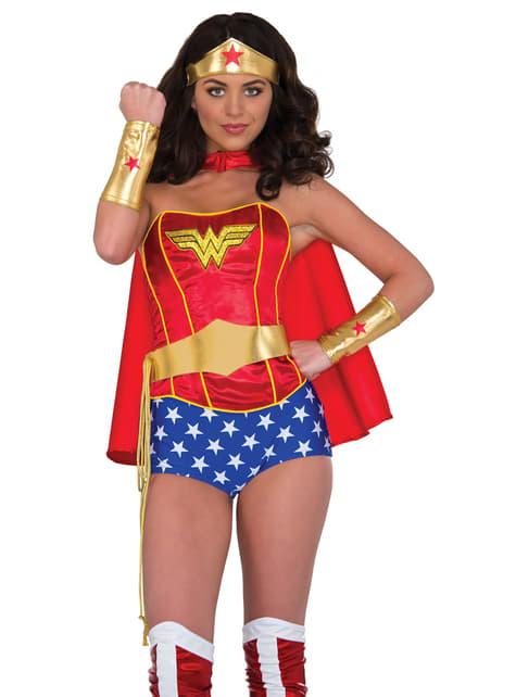 Wonder Woman DC Comics accessories kit for women
