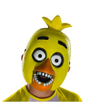 Maske Chica Five Nights at Freddy's für Kinder