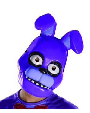Máscara de Bonnie Five Nights at Freddy's infantil