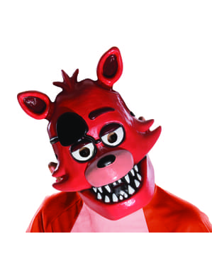 Maske Foxy Five Nights at Freddy's für Kinder