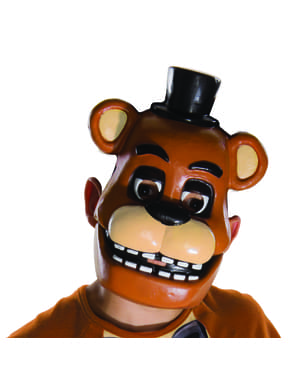 Máscara de Freddy Five Nights at Freddy's infantil