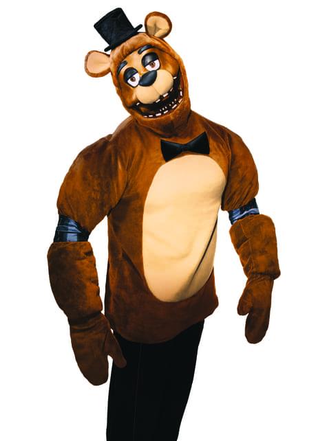 Disfraz de Freddy Five Nights at Freddy's para adulto