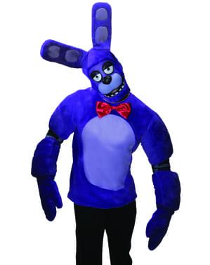 Fato de Bonnie Five Nights at Freddy's para adulto