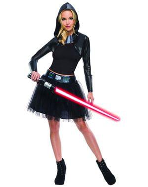 Casaco de Darth Vader Star Wars para mulher