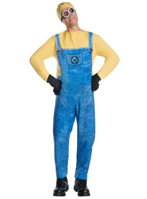 Kostium Jerry Minions dla dorosłych
