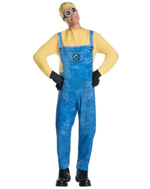 Minions Jerry Kostuum voor volwassenen