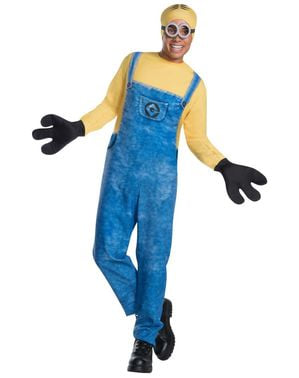 Minions dave kostume til voksne
