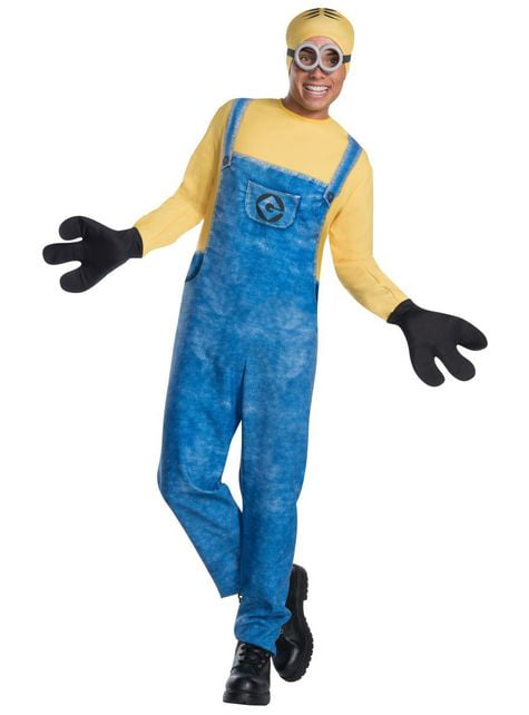 Disfraz de Dave Minions para adulto - adulto