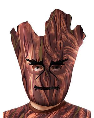 Máscara de Groot Guardianes de la Galaxia 2 infantil