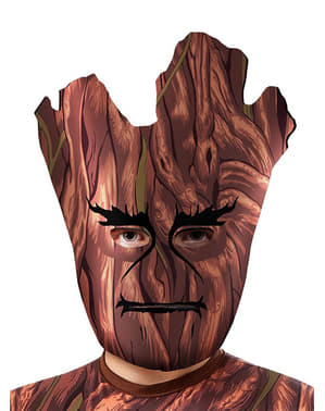 Masque Groot Les Gardiens de la Galaxie 2 enfant