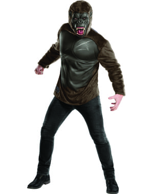 King Kong Maskeraddräkt för vuxen