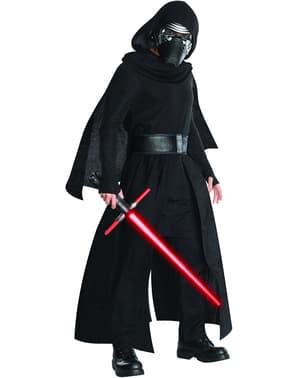 Costum Kylo Ren Star Wars prestige pentru bărbat