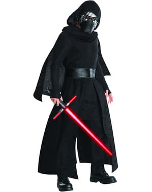 Prestisje Kylo Ren Star Wars kostyme for menn