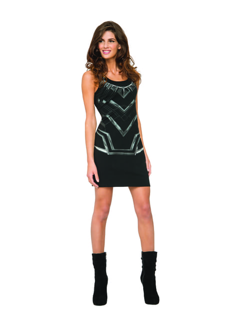 Disfraz de Black Panther Marvel para mujer
