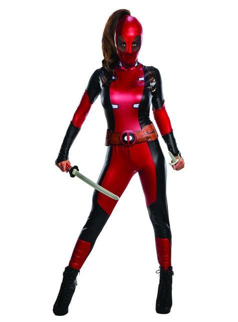 Deadpool Secret Želi kostim za žene
