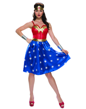 Wonder Woman Movie Kostüm für Damen