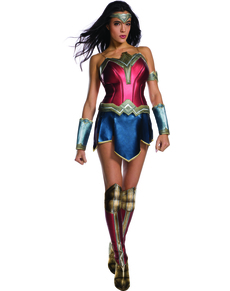 Disfraces Wonder Woman© ▸ Trajes de Mujer Maravilla  206a6048838