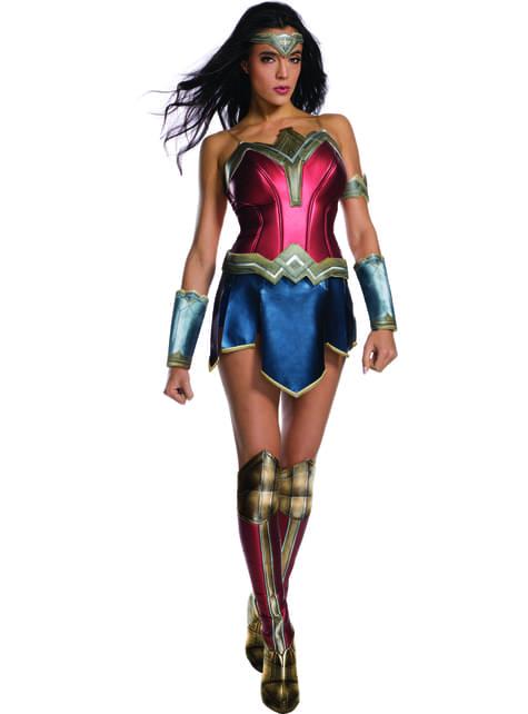 Wonder Woman kostume til kvinder