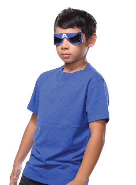 Óculos de Capitão América Os Vingadores a era de Ultron para menino