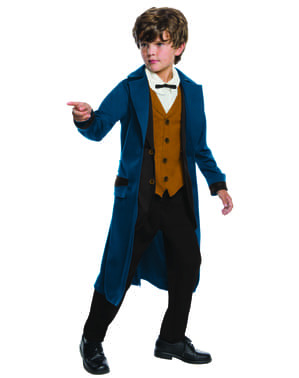 Deluxe Newt Scamander costume from Fantastic Beasts and Where To Find Them for boys