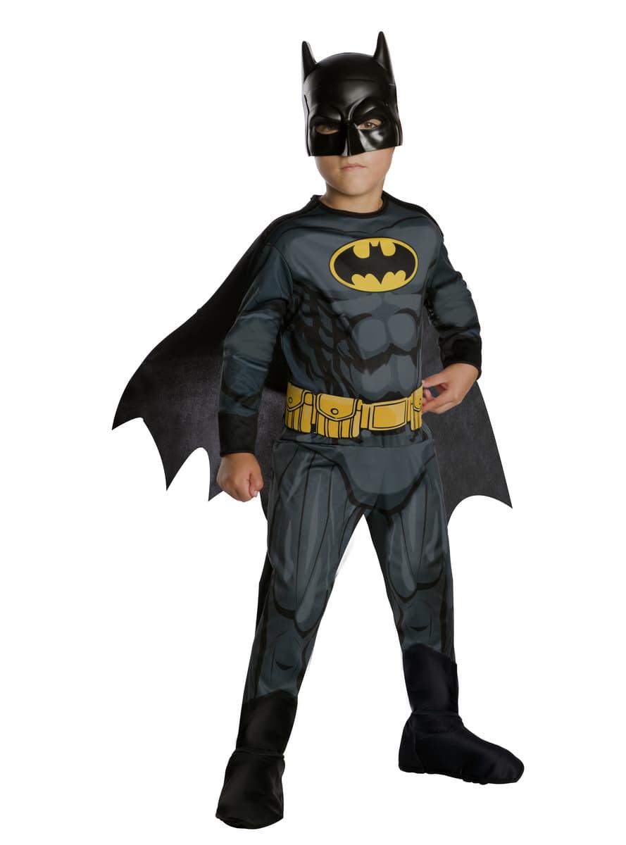 costume batman enfant funidelia. Black Bedroom Furniture Sets. Home Design Ideas
