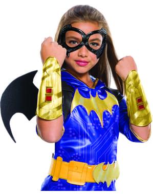 Kit complementos Batgirl DC Super Hero Girls para niña