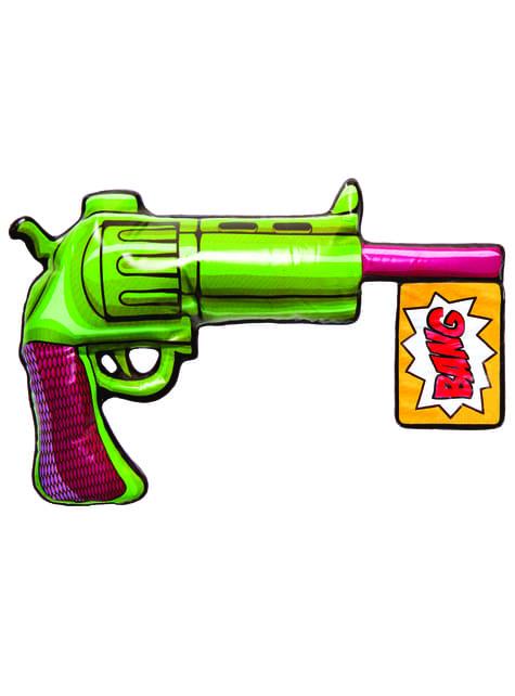 Pistola hinchable de Joker Escuadrón Suicida para adulto