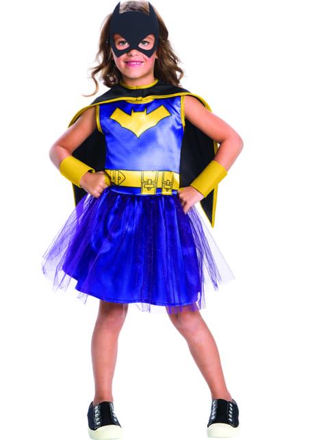 Disfraz de Batgirl con tutú classic para niña