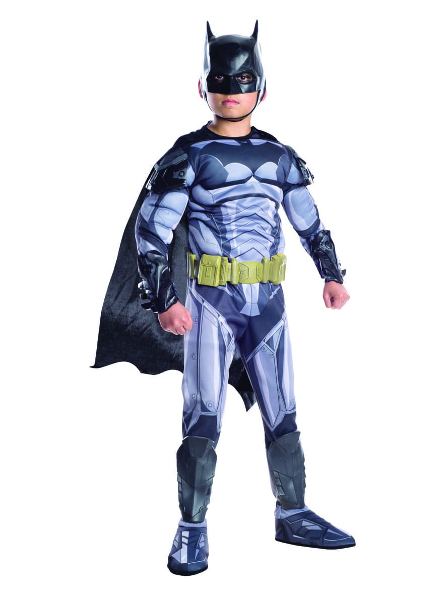 costume batman premium enfant funidelia. Black Bedroom Furniture Sets. Home Design Ideas