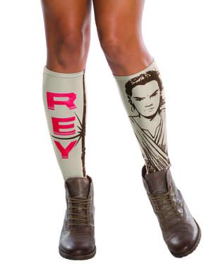 Dámské návleky na nohy Rey Star Wars