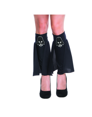 Star Wars Darth Vader Legwarmers for women