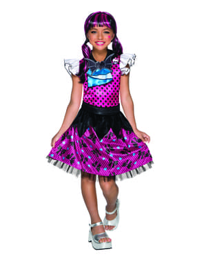 Costume da Draculaura Monster High supreme per bambina