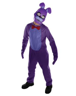 Five Nights at Freddy's Bonnie Costume for Kids