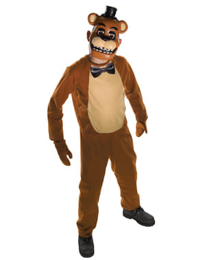 Freddy Kostüm für Kinder aus Five Nights at Freddy´s
