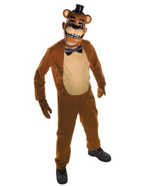 Maskeraddräkt Freddy Five Nights at Freddy's för barn