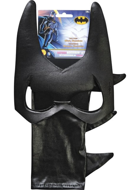 Batgirl DC Comics accessoires set voor vrouw